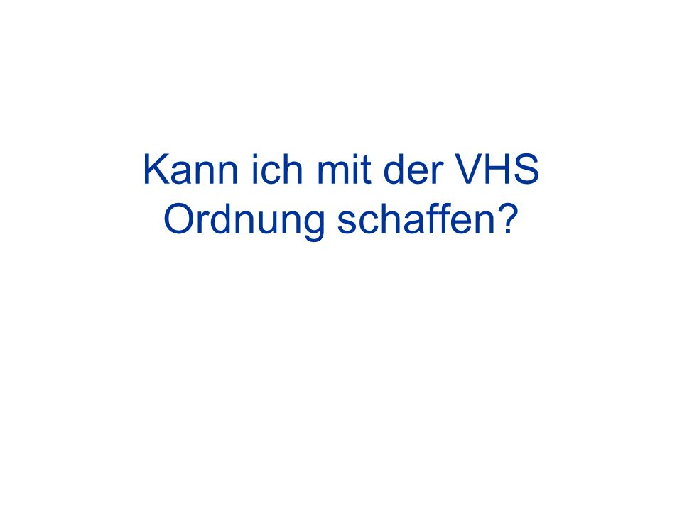 volkshochschule s sel ppt video online herunterladen. Black Bedroom Furniture Sets. Home Design Ideas