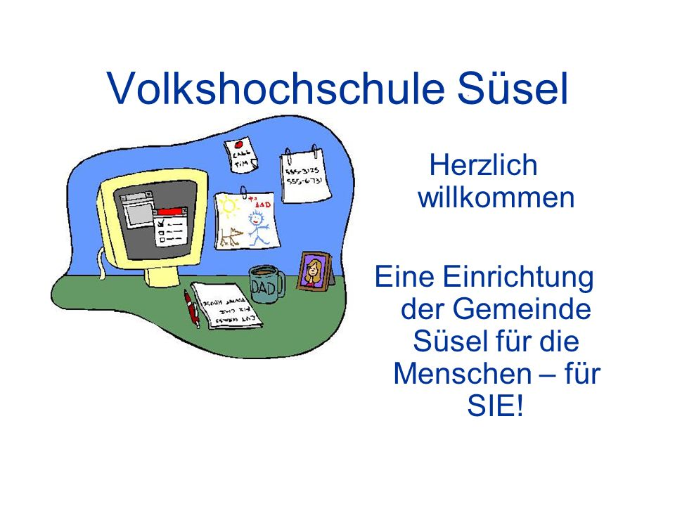 Volkshochschule Süsel