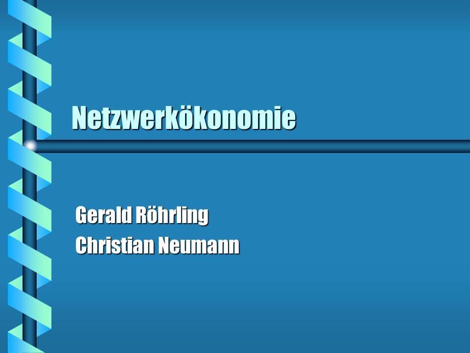 Gerald Röhrling Christian Neumann