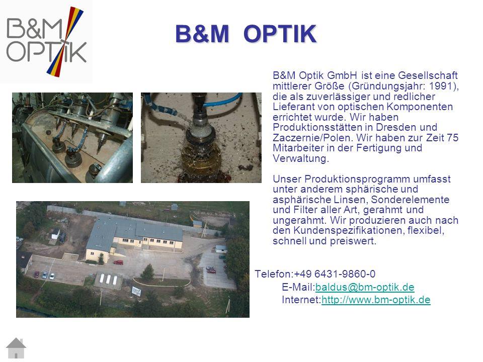 B&M OPTIK