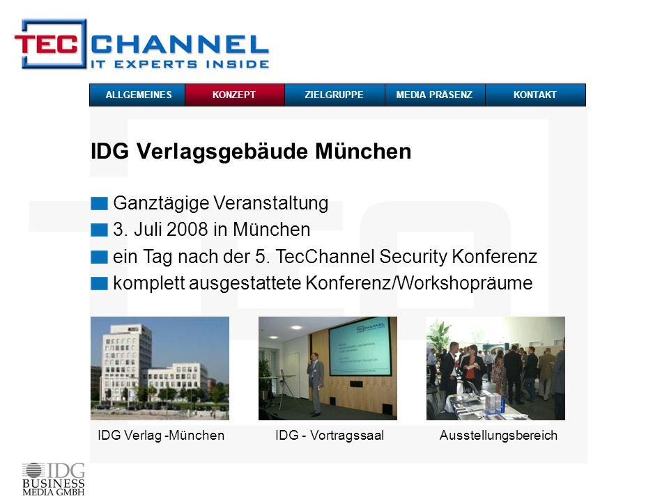 IDG Verlagsgebäude München