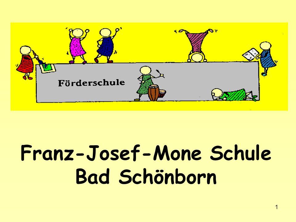 Franz-Josef-Mone Schule Bad Schönborn