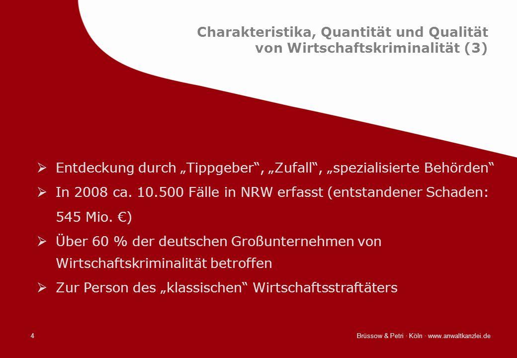 """Entdeckung durch """"Tippgeber , """"Zufall , """"spezialisierte Behörden"""