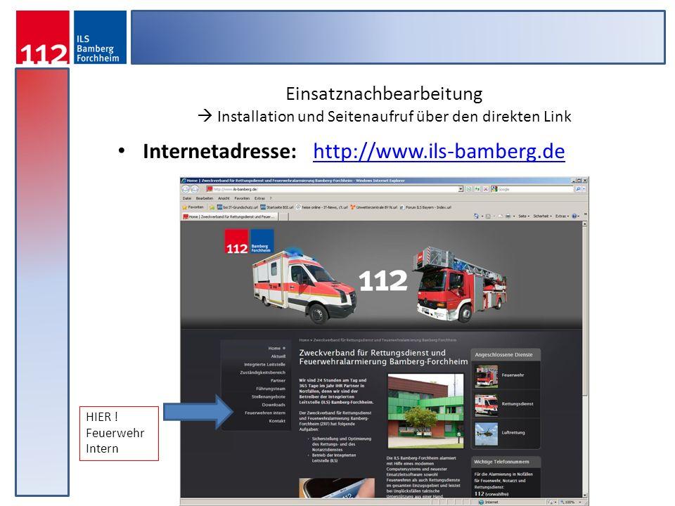 Internetadresse: http://www.ils-bamberg.de