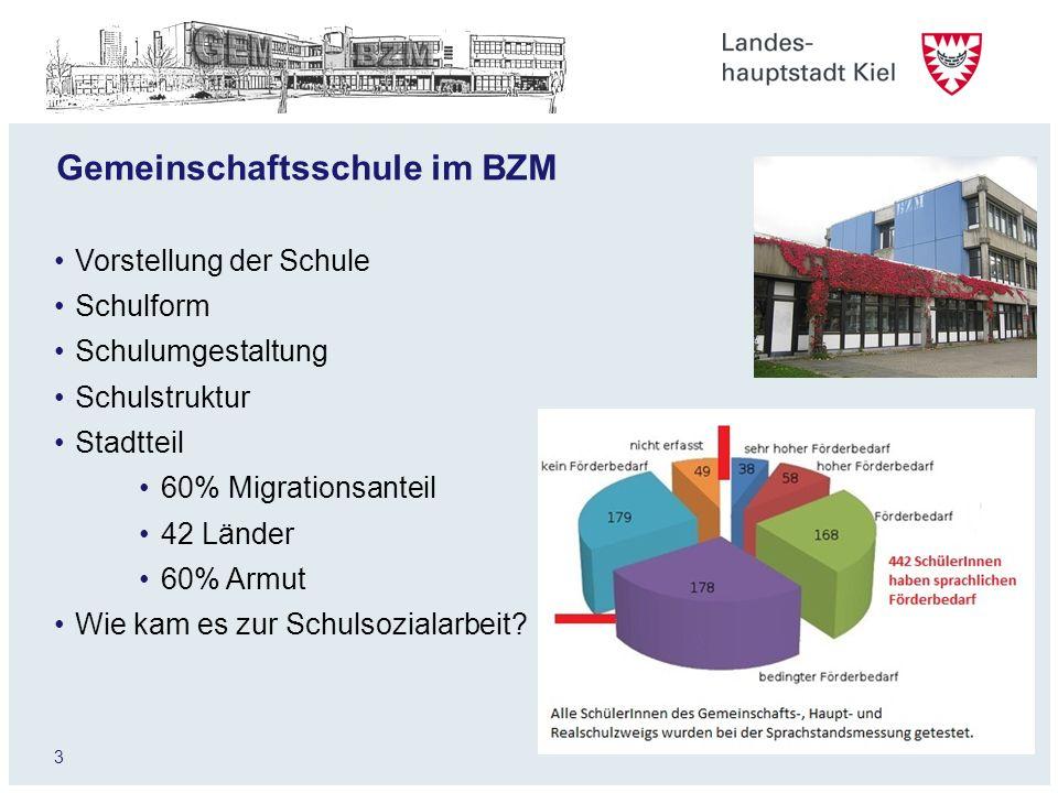 Gemeinschaftsschule im BZM