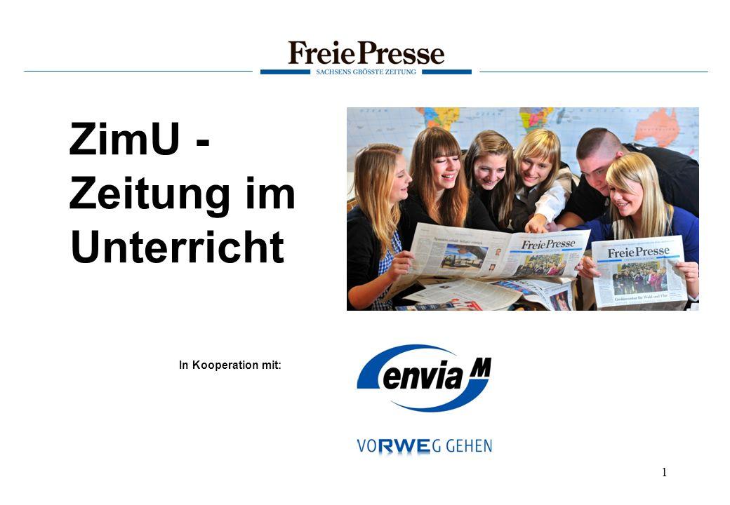 ZimU - Zeitung im Unterricht