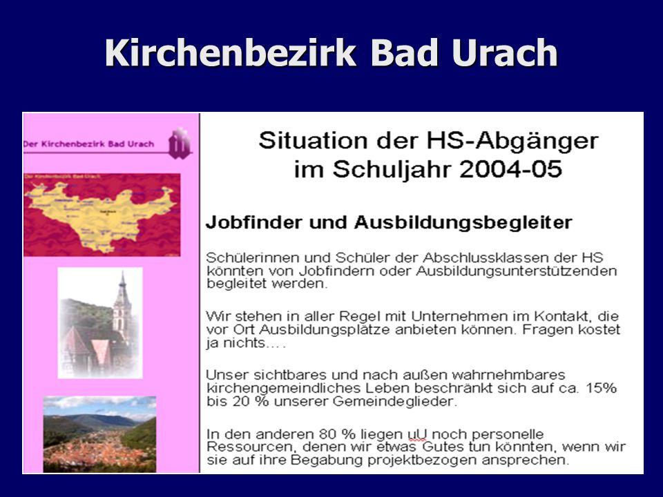 Kirchenbezirk Bad Urach