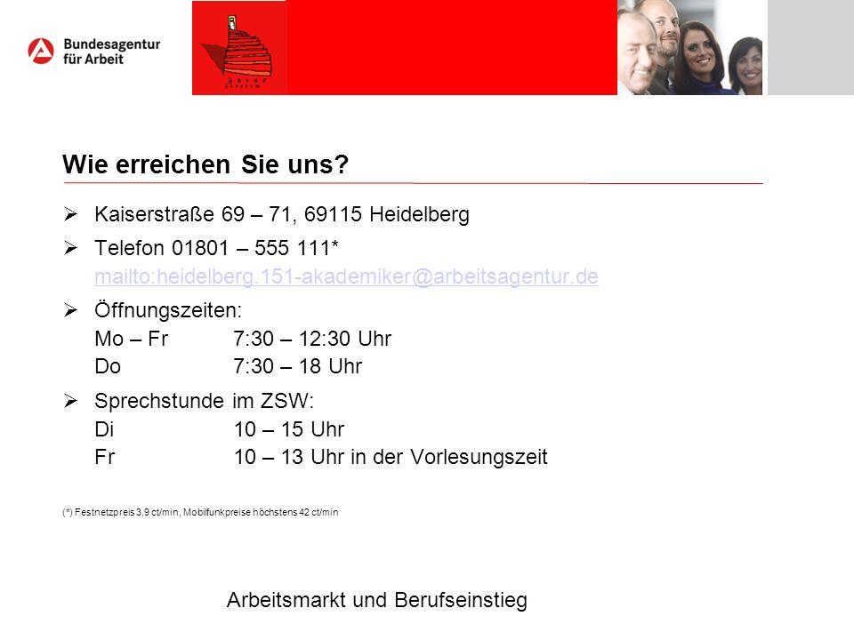 Wie erreichen Sie uns Kaiserstraße 69 – 71, 69115 Heidelberg