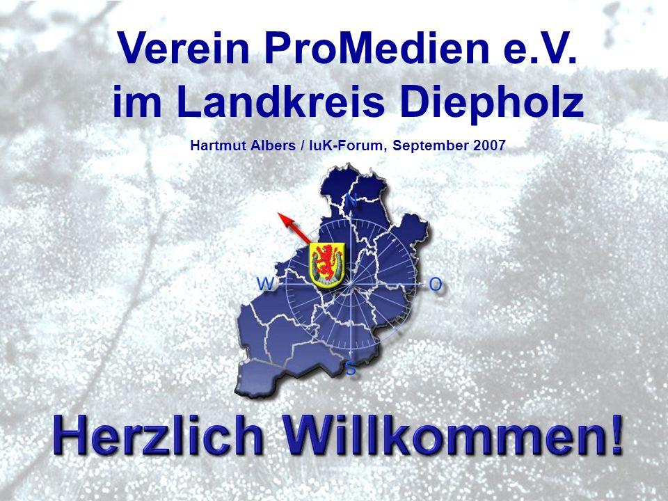 Verein ProMedien e.V. im Landkreis Diepholz