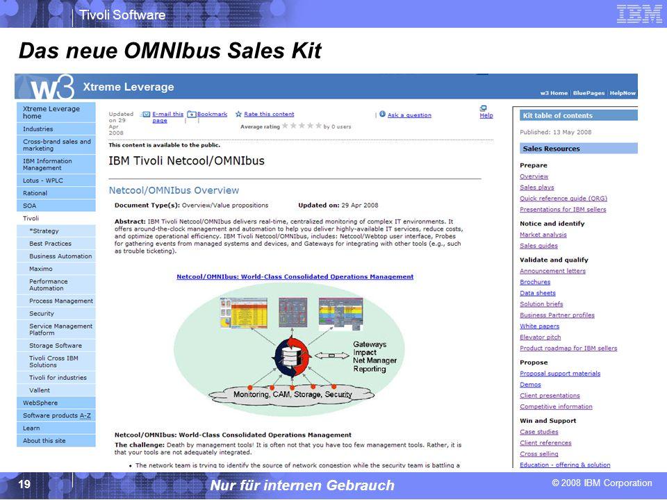 Das neue OMNIbus Sales Kit