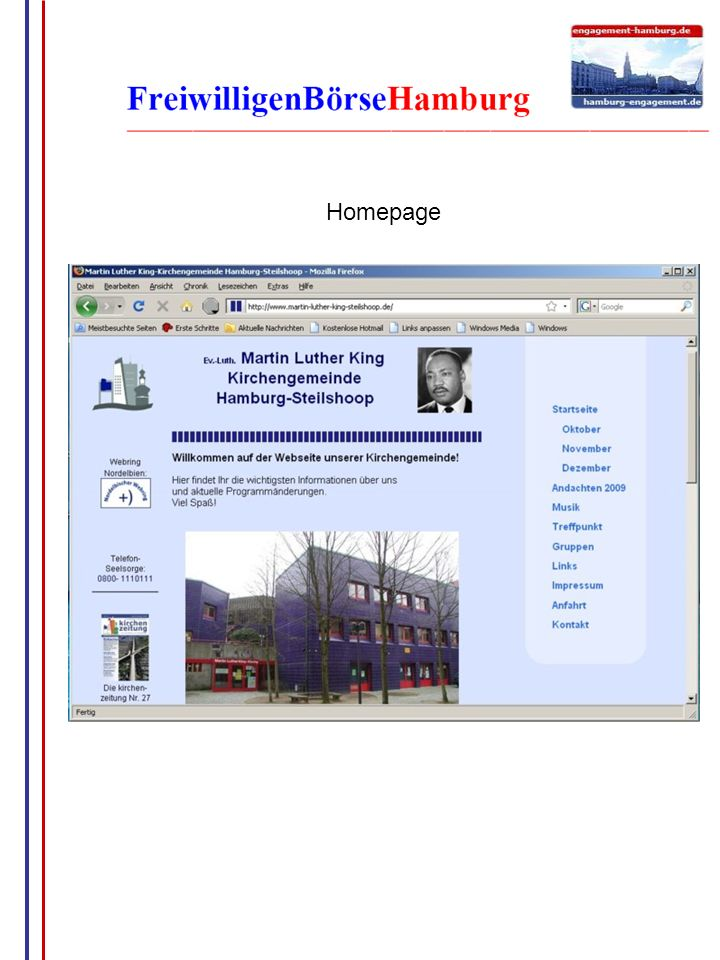 Homepage G.Wrage