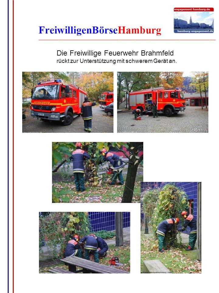 Die Freiwillige Feuerwehr Brahmfeld
