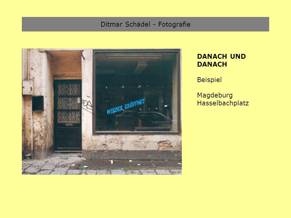 Ditmar Schädel - Fotografie