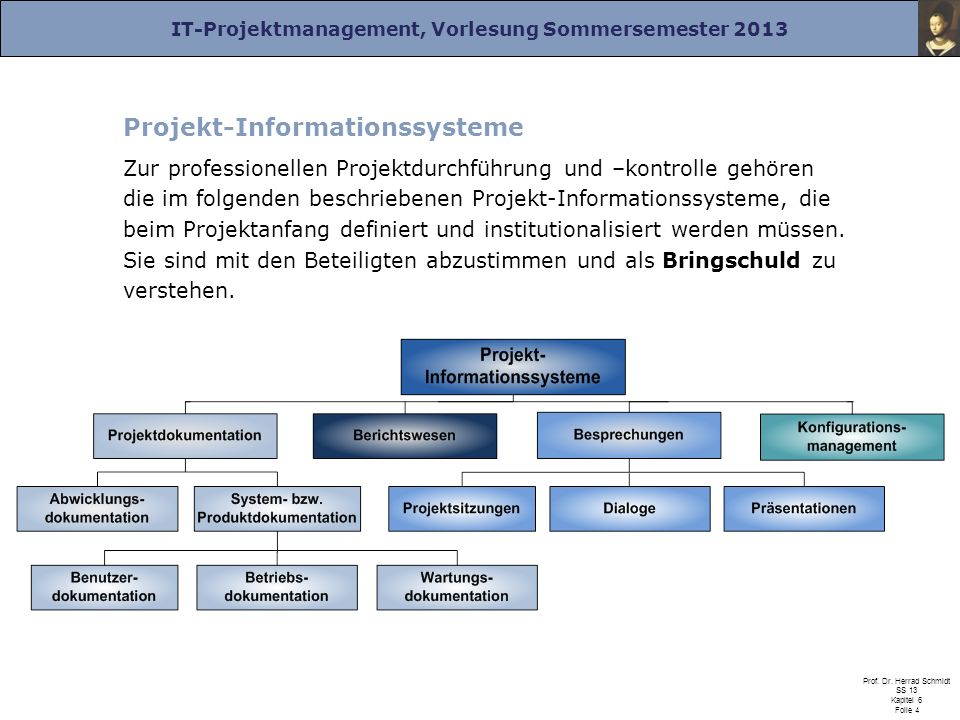 Projekt-Informationssysteme