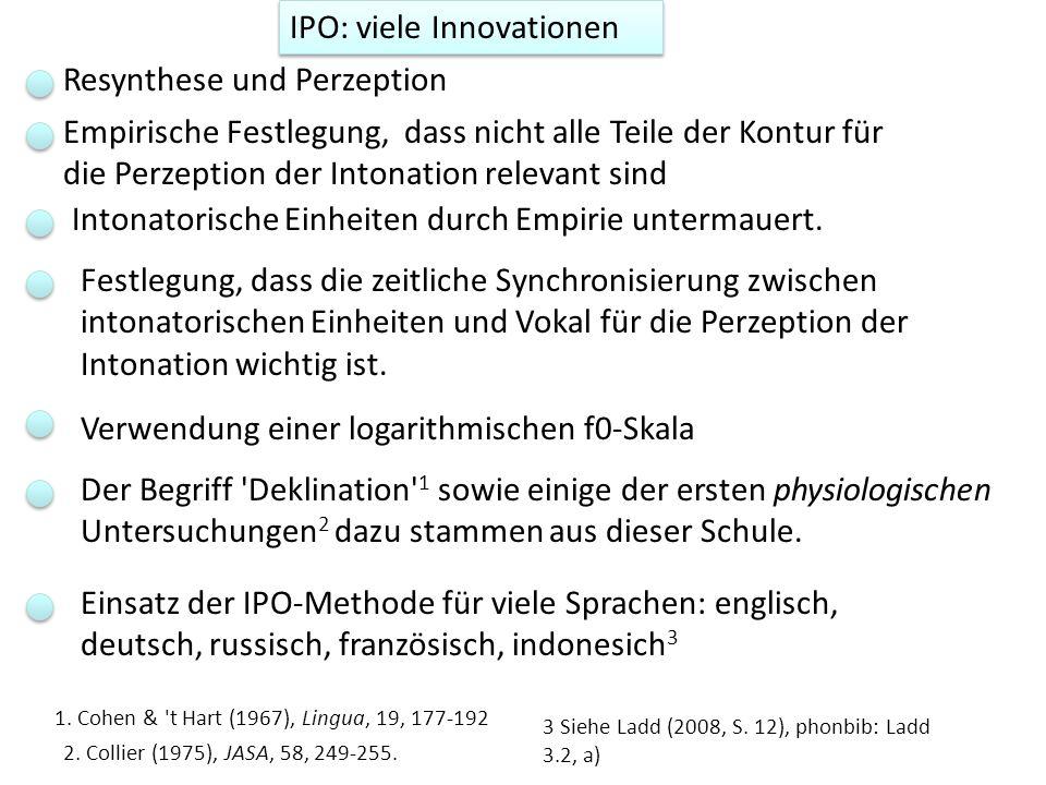 IPO: viele Innovationen