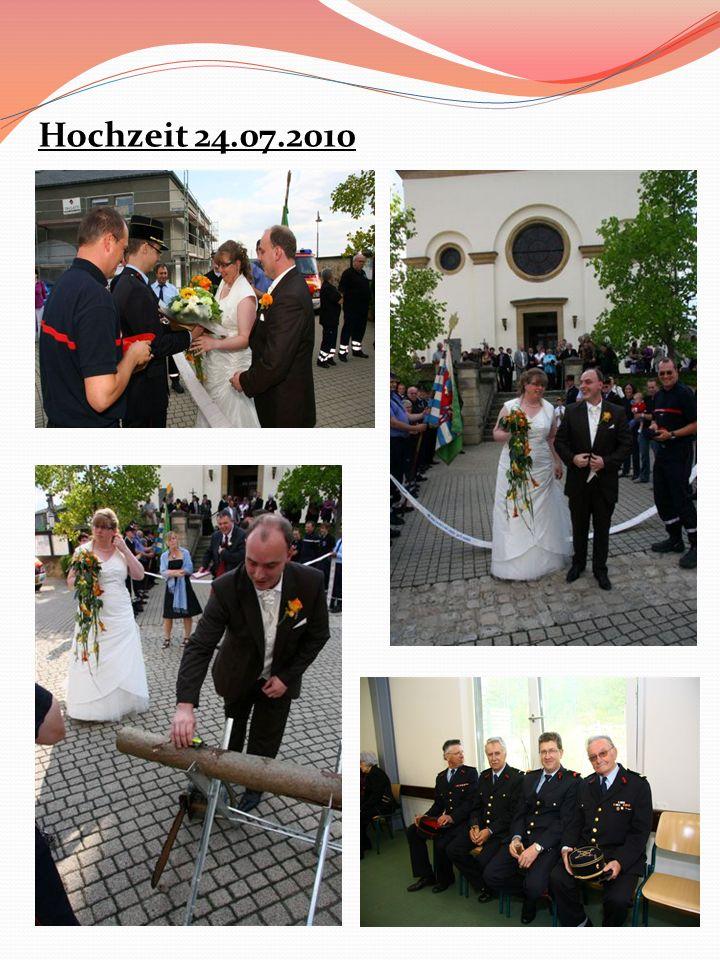 Hochzeit 24.07.2010