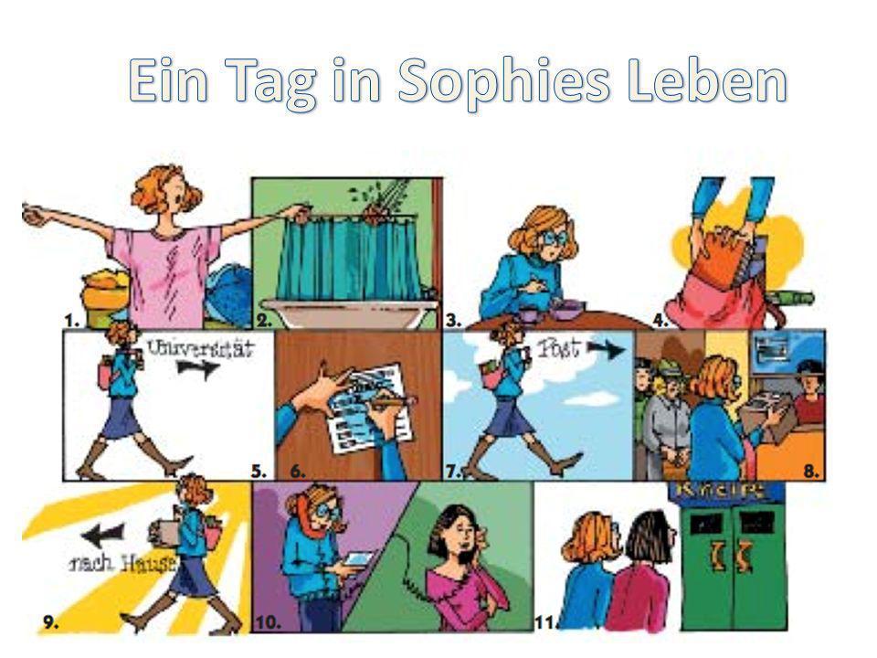 Ein Tag in Sophies Leben