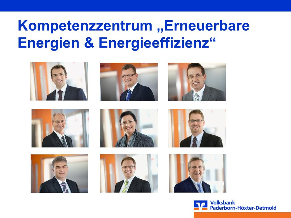 """Kompetenzzentrum """"Erneuerbare Energien & Energieeffizienz"""