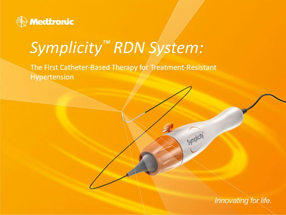 Symplicity™ RDN System: