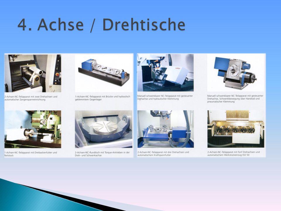 4. Achse / Drehtische