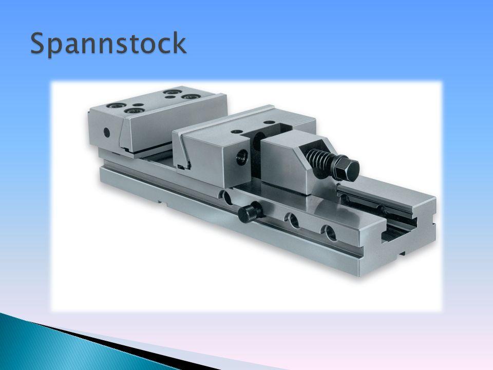 Spannstock