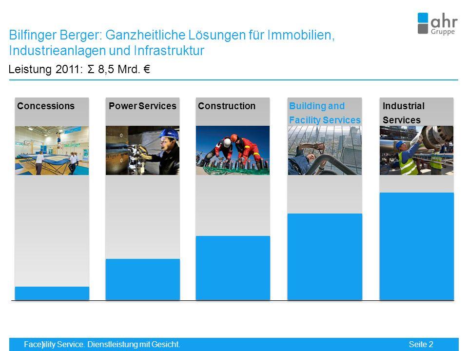 Bilfinger Berger: Ganzheitliche Lösungen für Immobilien,