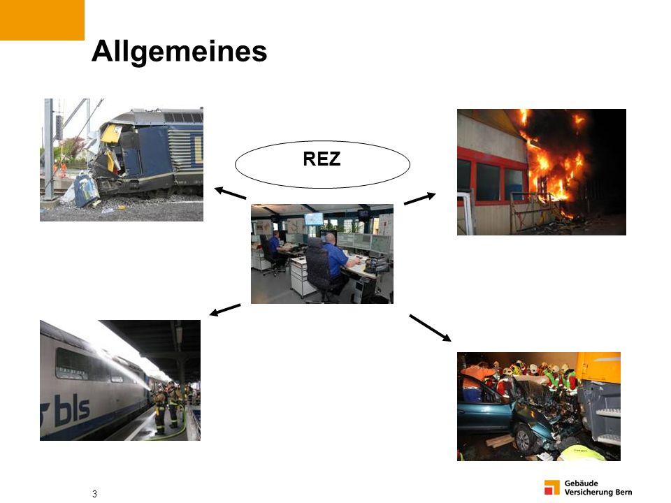 Allgemeines REZ
