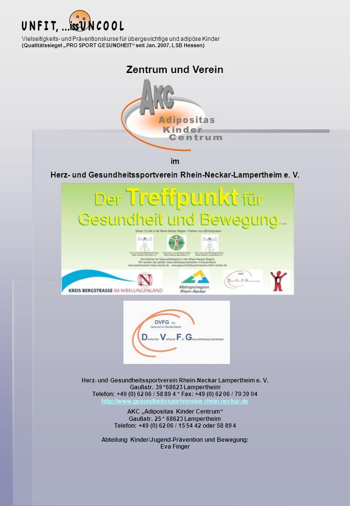 Herz- und Gesundheitssportverein Rhein-Neckar-Lampertheim e. V.