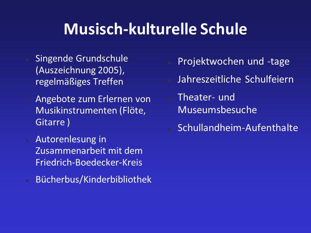 Musisch-kulturelle Schule