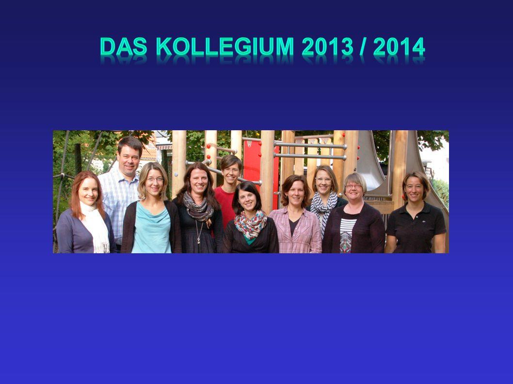 Das Kollegium 2013 / 2014