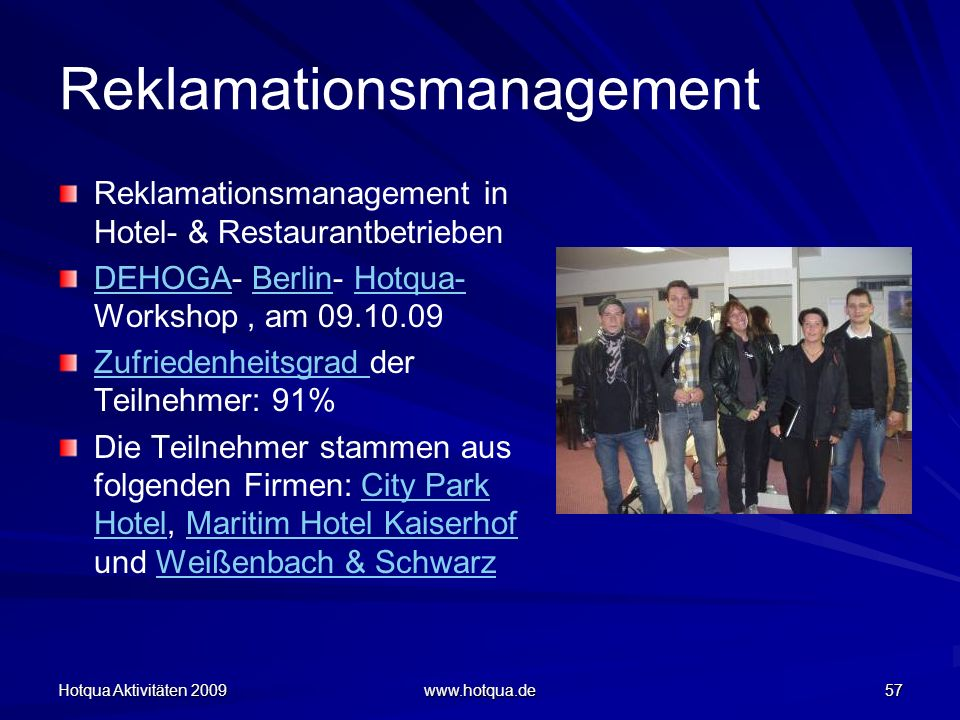 Reklamationsmanagement