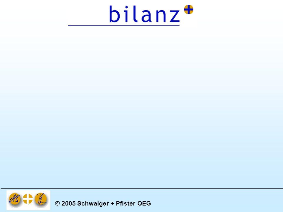 © 2005 Schwaiger + Pfister OEG