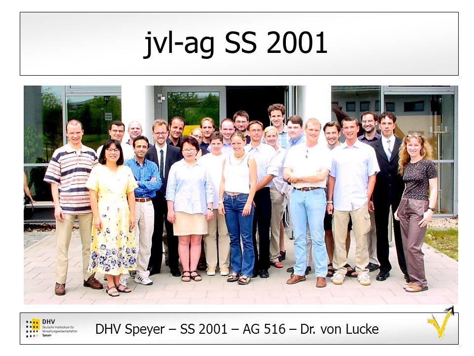 jvl-ag SS 2001