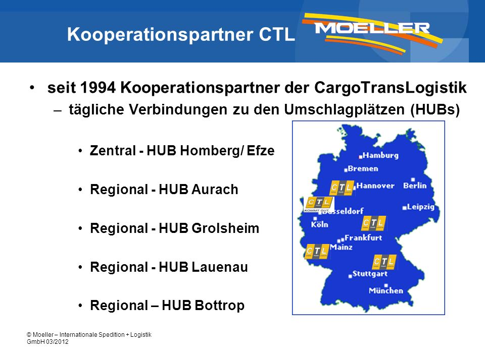 Kooperationspartner CTL