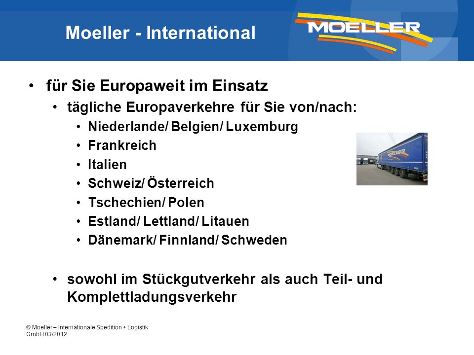 Moeller - International
