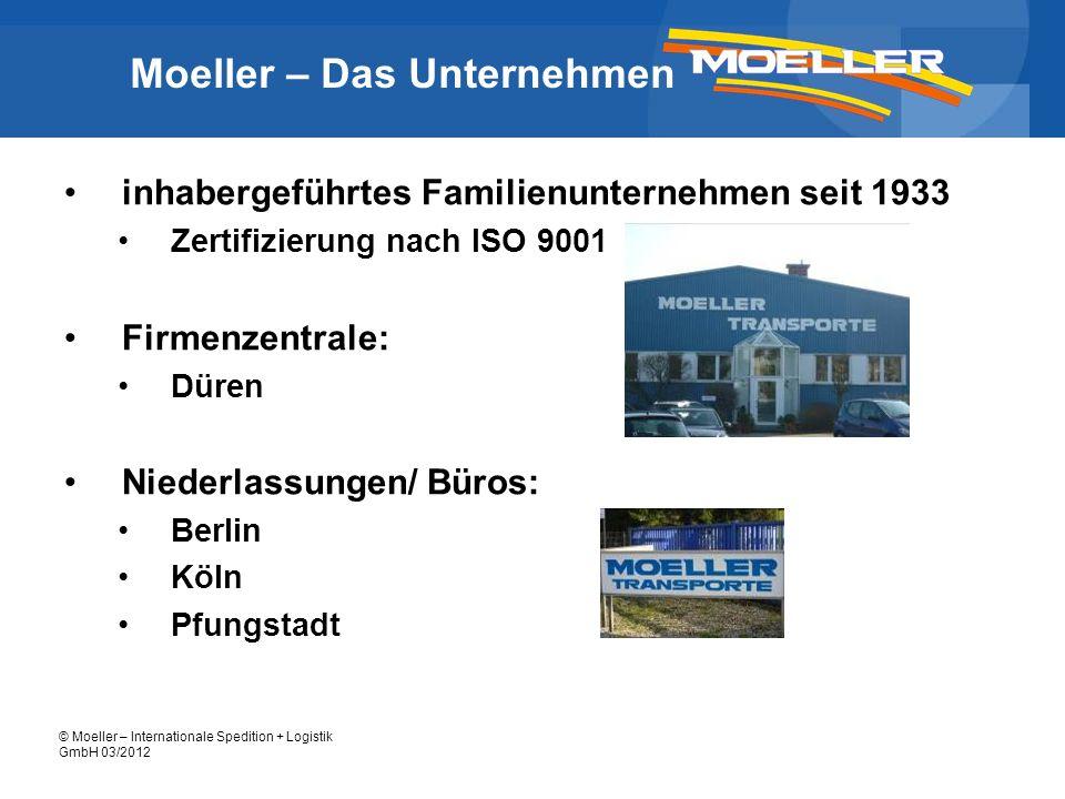 Moeller – Das Unternehmen