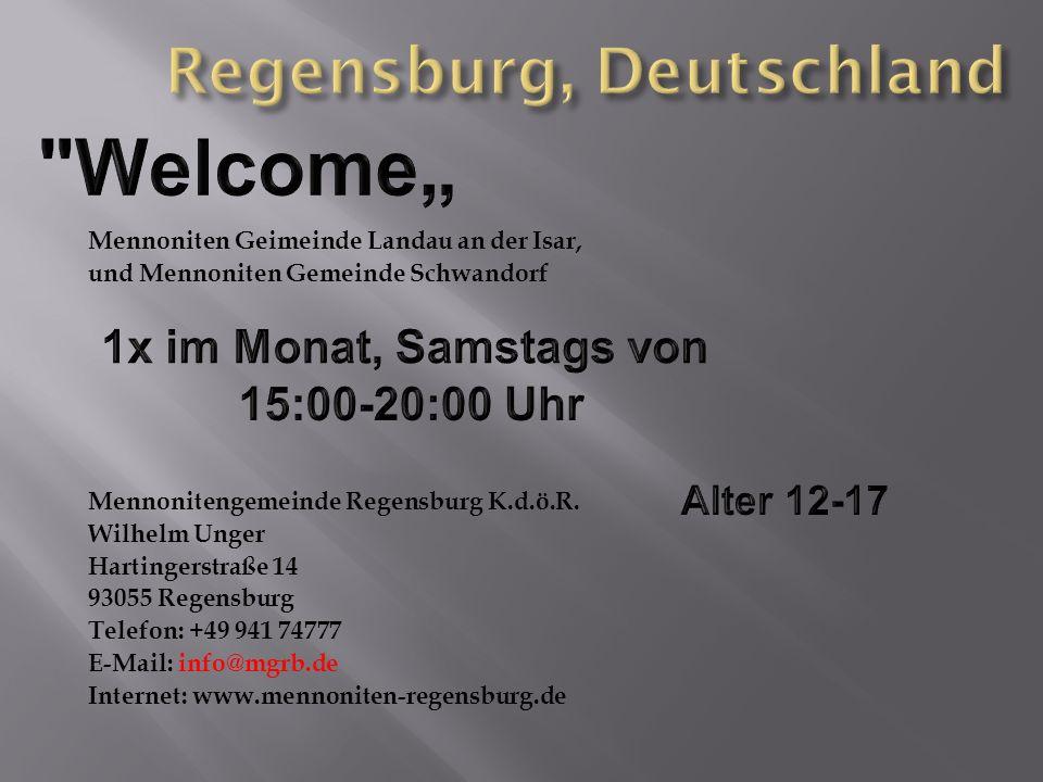 Regensburg, Deutschland