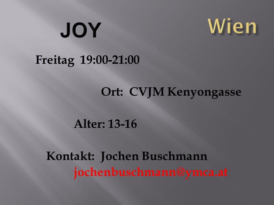 Wien JOY.