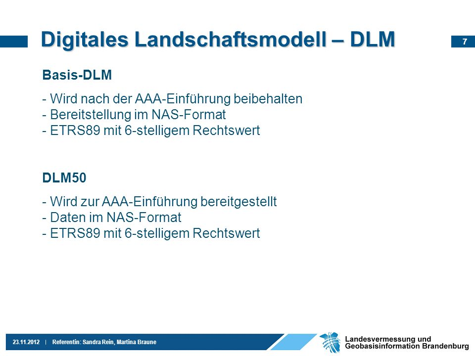 Digitales Landschaftsmodell – DLM