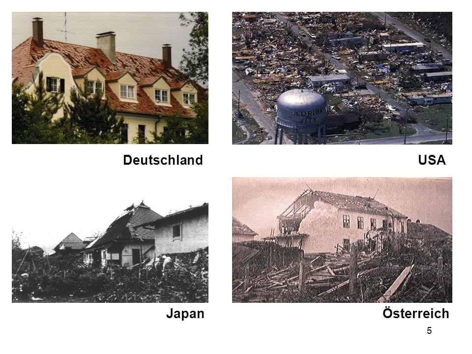 Deutschland USA Japan Österreich