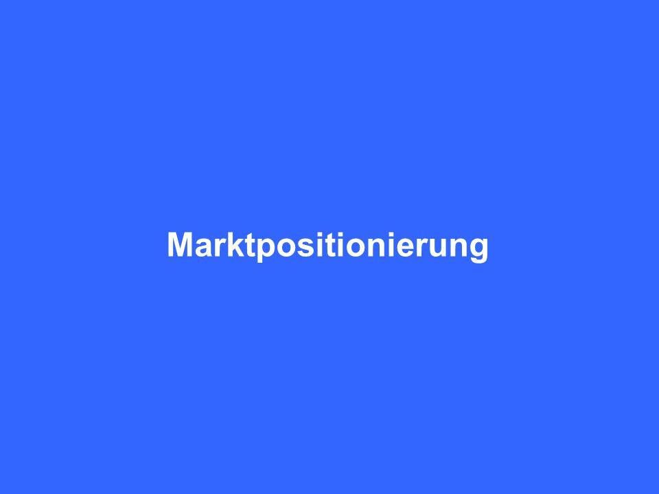 Marktpositionierung PROJECT CONSULT Unternehmensberatung CIO Dialog