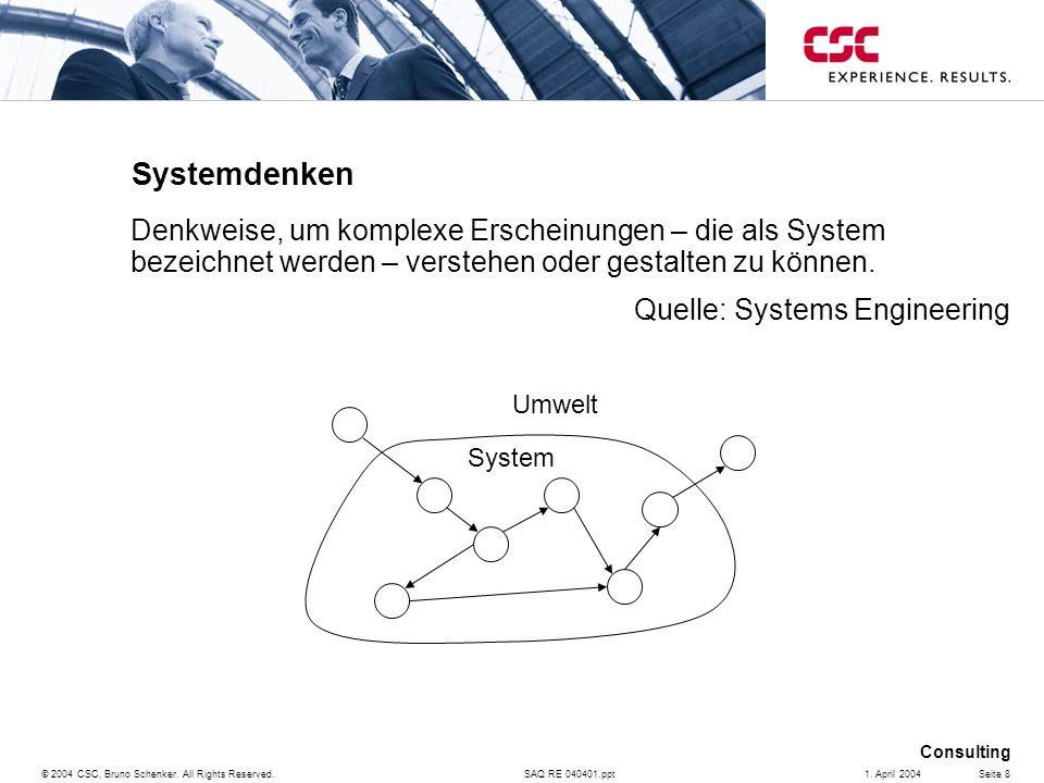 Systemdenken Denkweise, um komplexe Erscheinungen – die als System bezeichnet werden – verstehen oder gestalten zu können.