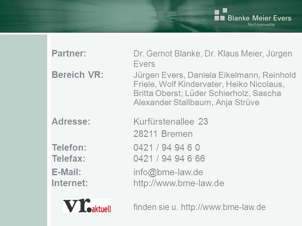 finden sie u. http://www.bme-law.de