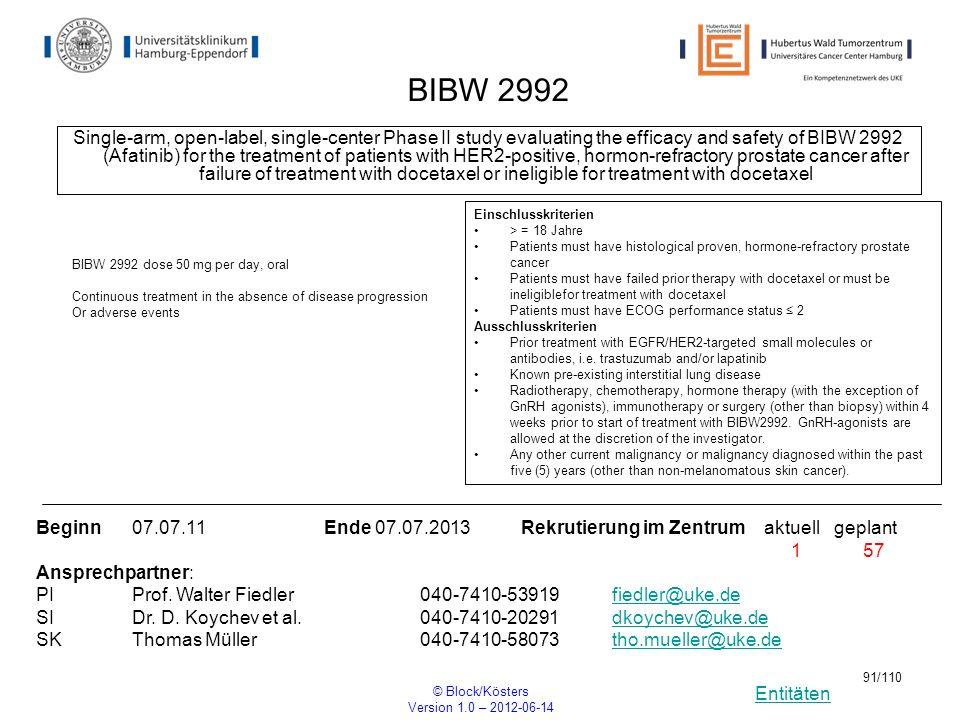 BIBW 2992