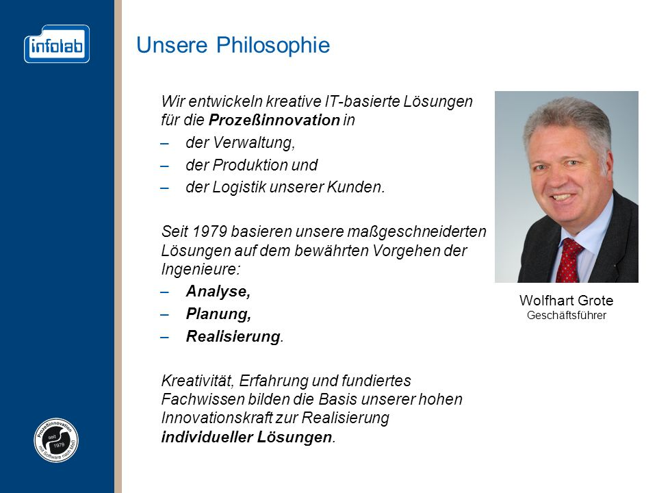 Wolfhart Grote Geschäftsführer