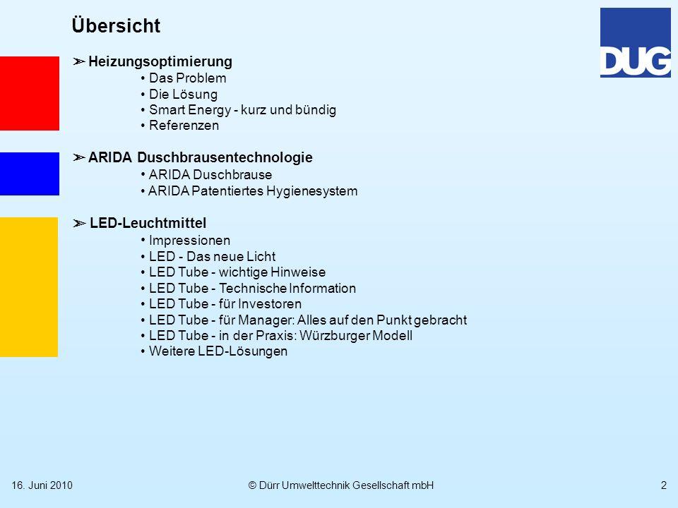 ARIDA Duschbrause ➣ LED-Leuchtmittel Impressionen