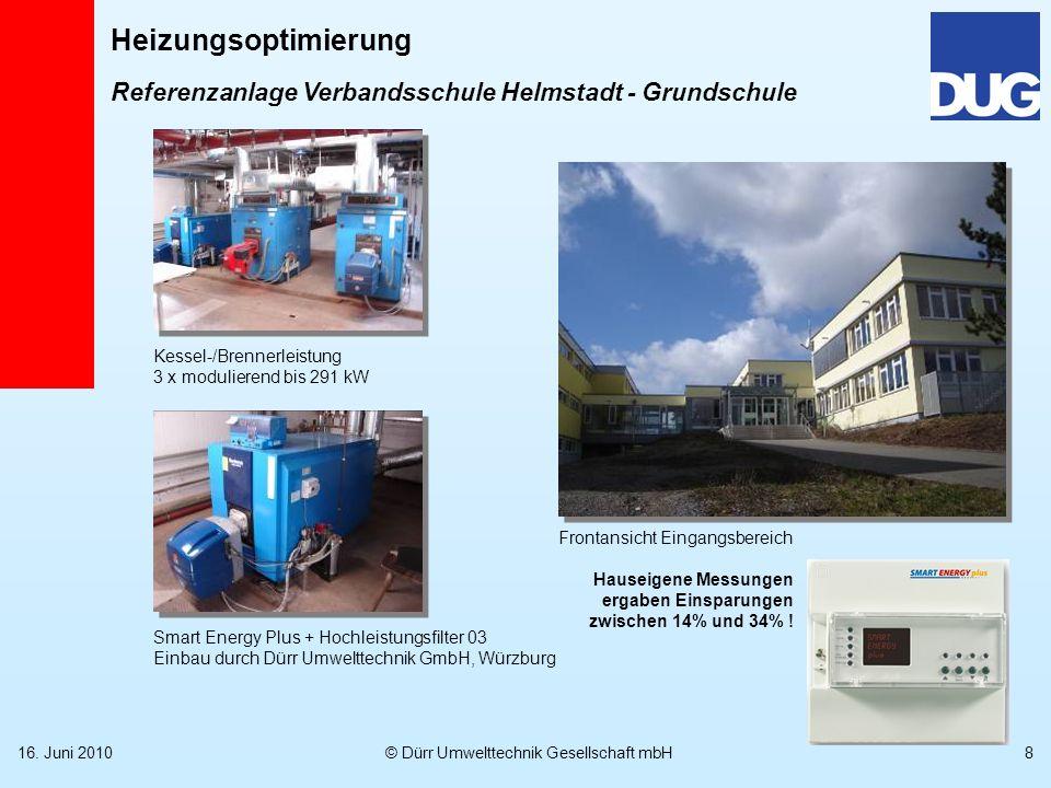 Referenzanlage Verbandsschule Helmstadt - Grundschule