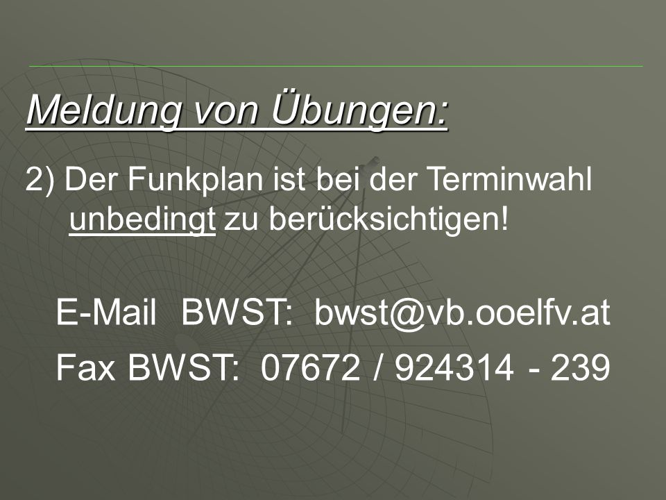 E-Mail BWST: bwst@vb.ooelfv.at