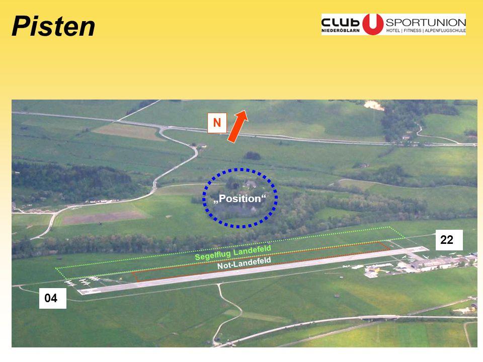 "Pisten N ""Position 22 Segelflug Landefeld Not-Landefeld 04"
