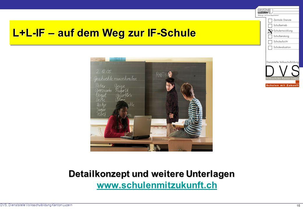 Detailkonzept und weitere Unterlagen www.schulenmitzukunft.ch